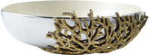 Julia Knight Coral Bowl - Snow - 38cm