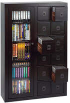 Three Posts Shillington 12 Drawer Multimedia Cabinet