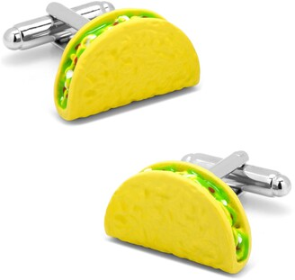 Cufflinks Inc. Taco Cuff Links