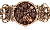 Alcozer & J Watch Style Bracelet