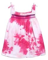 Design History Girls' Tie Dye Top - Little Kid