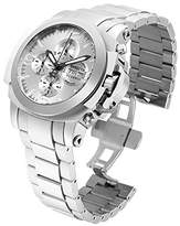 Invicta Men's 'Reserve' Swiss Automatic Stainless Steel Casual Watch, Color:-Toned (Model: 18699)