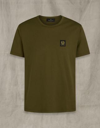 Belstaff Short Sleeve T-Shirt Green