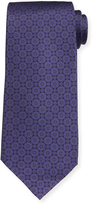 Stefano Ricci Men's Printed Silk Twill Tie