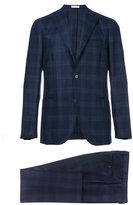 Boglioli embroidered formal suit
