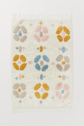 H&M Cotton Pile Rug