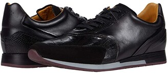 Mezlan Chiron (Black) Men's Shoes