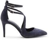 Sole Society Lux Ankle Strap Pump