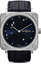 Bell & Ross BR S Diamond Eagle Diamonds 39mm