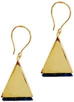 Lapis Ziba Earrings In Lazuli