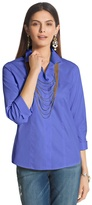 Chico's Cotton Celisa Shirt