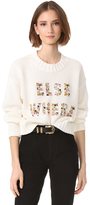 Wildfox Couture Elsewhere Sweater