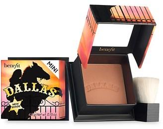 Benefit Cosmetics Dallas Mini Rosy Bronze Blush
