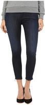 Armani Jeans Dark Used Tencel Poli/Cotton Stretch Blue Denim 9
