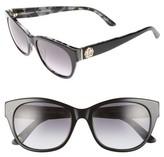 Juicy Couture Women's Black Label 53Mm Gradient Sunglasses - Black Havana