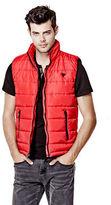 GUESS Men's Balzac Puffer Vest