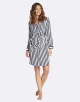 Classic Stripe Robe