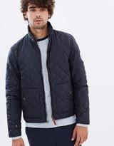 Knowledge Cotton Apparel PET Light Reversible Jacket