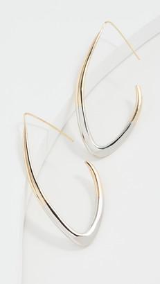 Soko Tulla Outline Threader Earrings