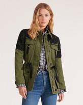 Veronica Beard Heritage Military Jacket
