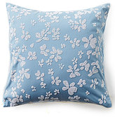 Calvin Klein Heather Dotted Floral Square Pillow