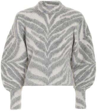 Zimmermann Ladybeetle Jacquard Sweater