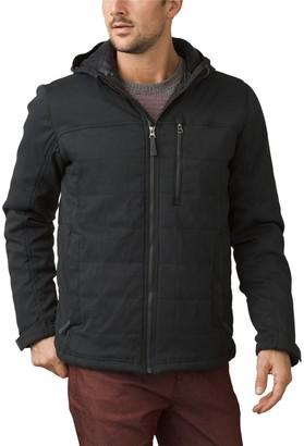 Men prAna Zion Quilted Jacket Jackets & Coats canecasdosnerds.com.br
