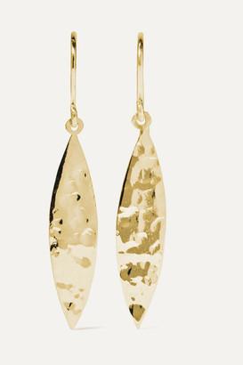 Jennifer Meyer - 18-karat Gold Earrings