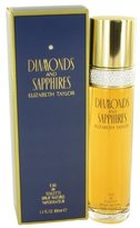 Elizabeth Taylor Diamonds & Saphires Eau De Toilette Spray 3.4 Oz For Women
