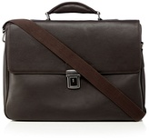 J By Jasper Conran Brown Leather Briefcase