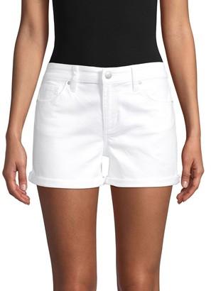 Joe's Jeans Mid-Rise Denim Shorts