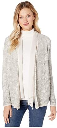 Nic+Zoe Alpine Cardigan (Sugar Cookie) Women's Sweater
