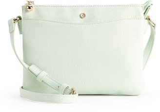 Lauren Conrad Candide Crossbody Bag
