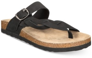 White Mountain Women's Crawford Footbed Sandals Women's Shoes