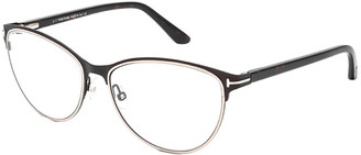 Tom Ford Women's Ft5420 54Mm Optical Frames