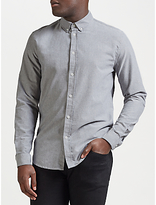 Samsoe & Samsoe Liam Oxford Shirt, Salt Pepper