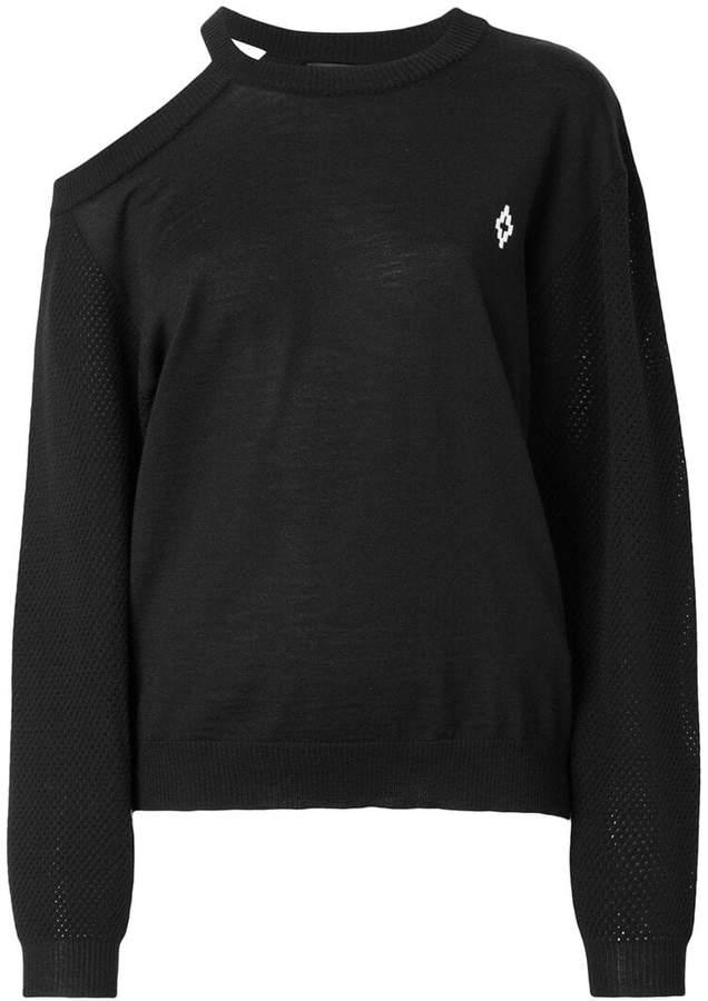 Marcelo Burlon County of Milan Cross sweatshirt