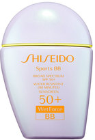 Shiseido Sports BB Broad Spectrum SPF 50+ WetForce, 1.0 oz./ 30 mL