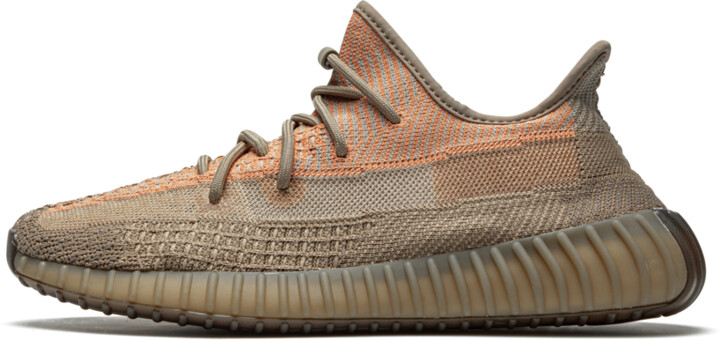 Adidas Yeezy Boost 350 V2 'Sand Taupe' Shoes - Size 4