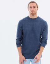 Quiksilver Mens Future Wise Knit Jumper