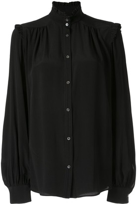 No.21 Pussy Bow Blouse