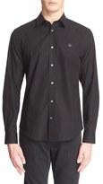 Acne Studios Men's 'Jeffrey' Trim Fit Cotton Oxford Shirt