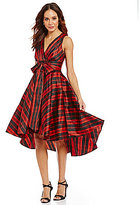 Plaid Cocktail Dress | But Dress