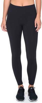 Danskin Women's Solid Ankle Leggings