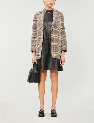 Maje Garion wool-blend jacket