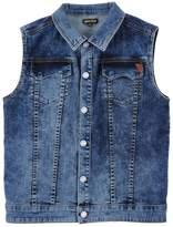 Roberto Cavalli Denim outerwear