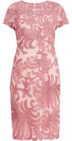 Gina Bacconi Loreena Embroidered Dress