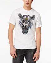 True Religion Men's Blue Panther Graphic-Print T-Shirt