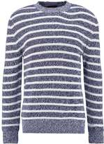 New Look New Look Fisherman Jumper Mid Blue