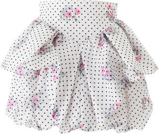Philosophy di Lorenzo Serafini Polka Dot Skirt